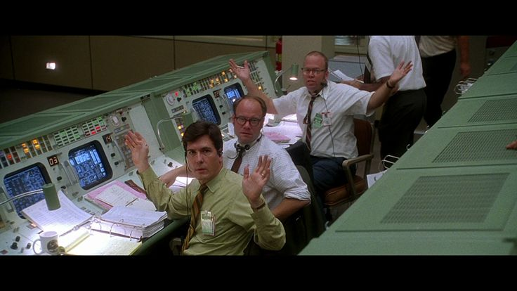 Apollo 13 Movie Mission Control - Pics about space