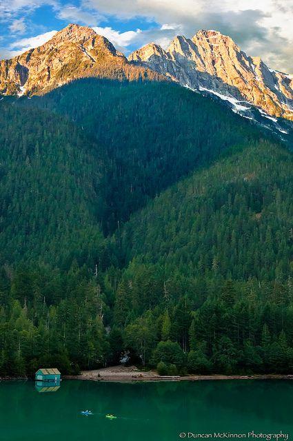 Diablo Lake, Diablo Washington: Natural Houses, Buckets Lists, Lakes Washington, Favorite Places, North Cascading, Washington States, Diablo Lakes, The Lakes Houses, Photo