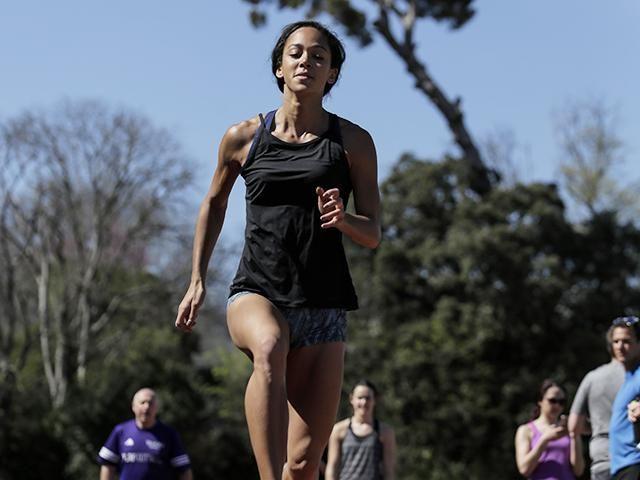 Katarina Johnson-Thompson's Workout & Training Plan - Women's Health