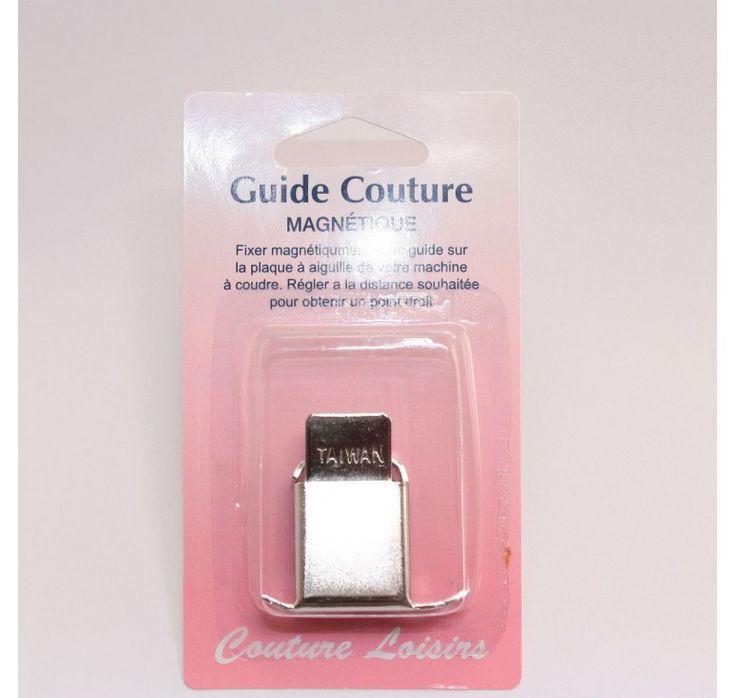 Guide couture magnétique, vente de mercerie, mercerie pas cher, vente de merceries, achat de mercerie, mercerie discount