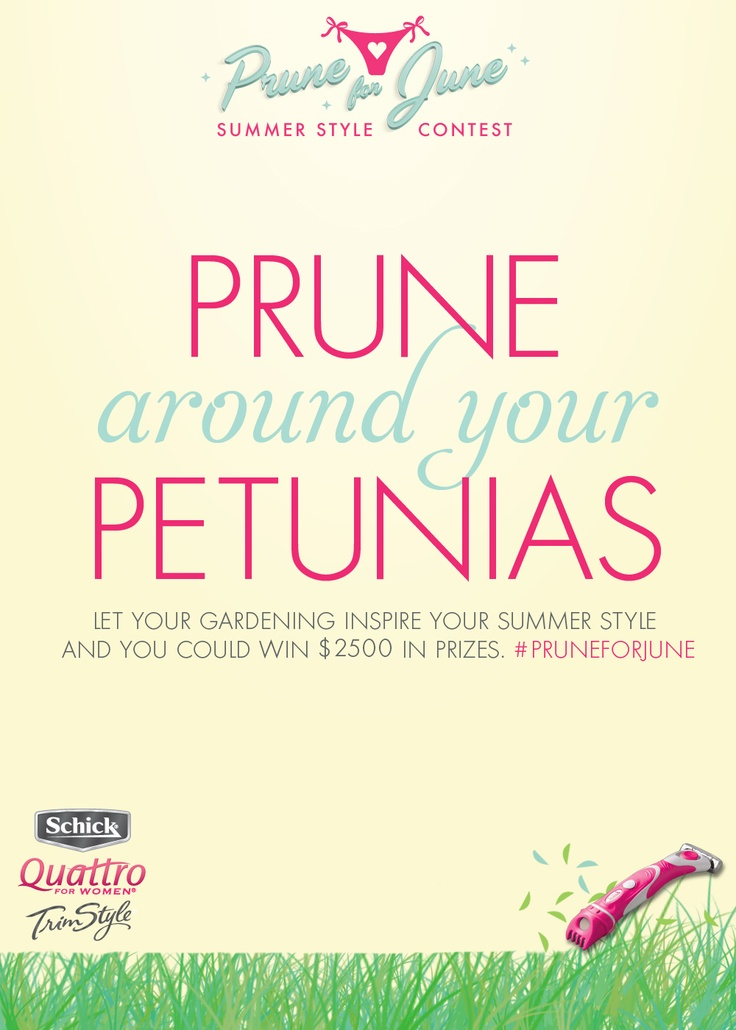 Who knew gardening could be so fun? #PruneforJune