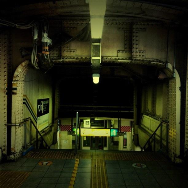 Hot heavy city #station - @tetsuyak9- #webstagram