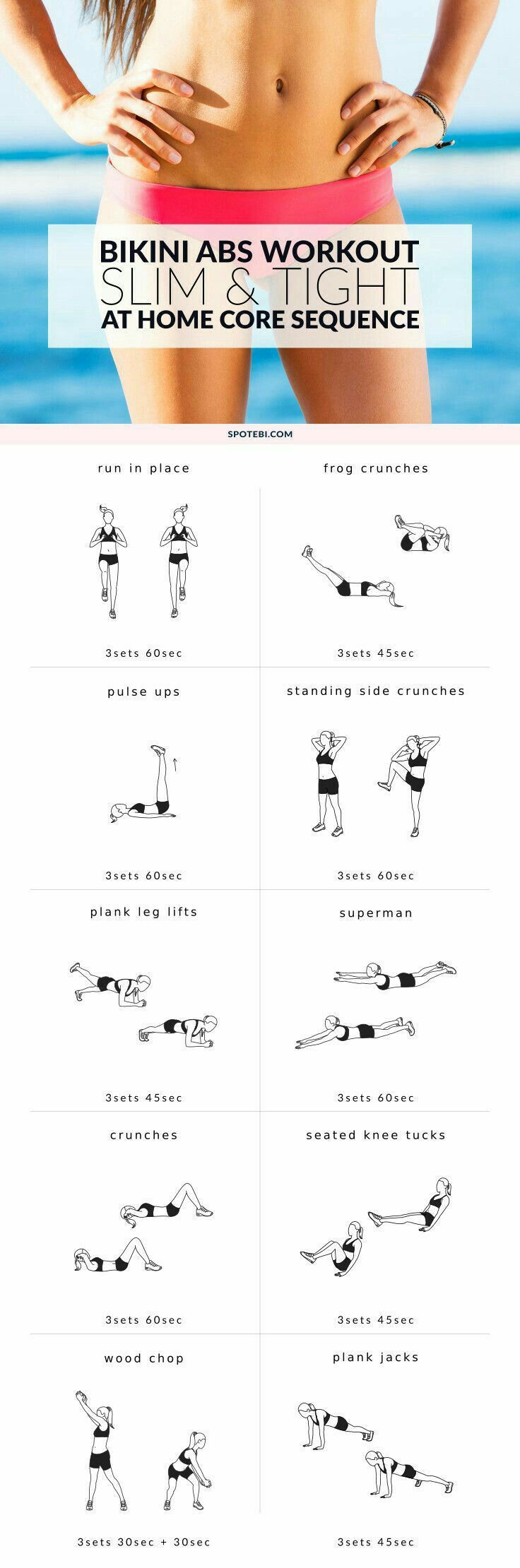 76 best Exercise images on Pinterest | Losing weight, Healthy living ...