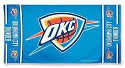 Oklahoma City Thunder Beach Towel