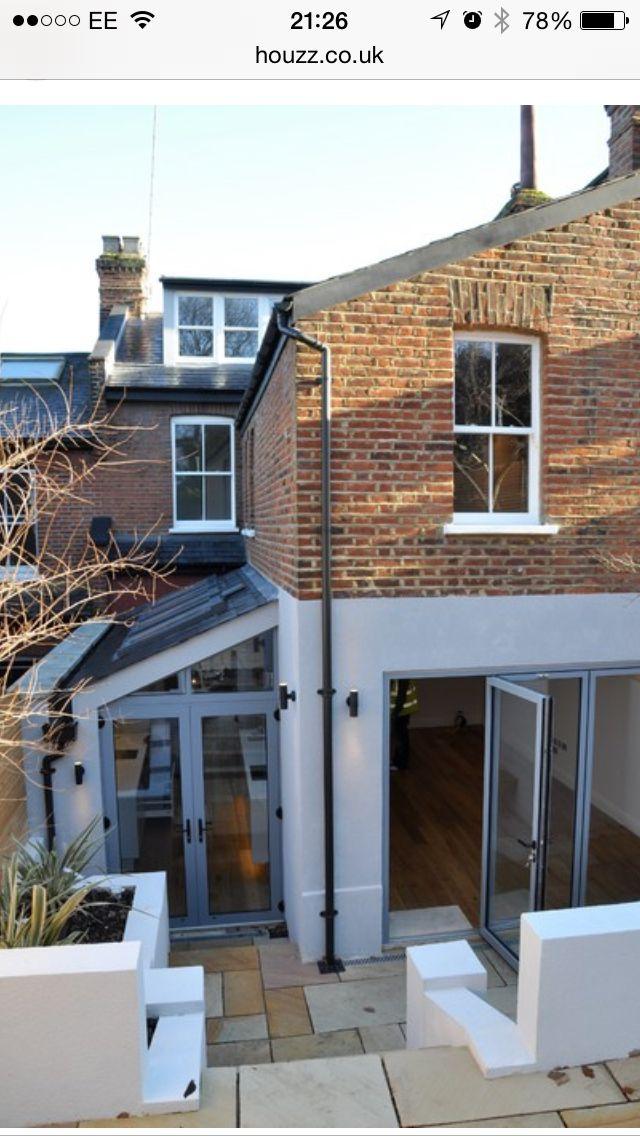 65 best images about side return extension on pinterest glass roof rear extension and side. Black Bedroom Furniture Sets. Home Design Ideas