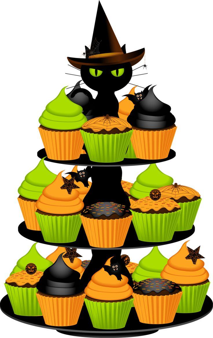 619 best clip art halloween 2 clipart images on pinterest clip rh pinterest co uk Halloween Birthday Cakes halloween birthday clipart free