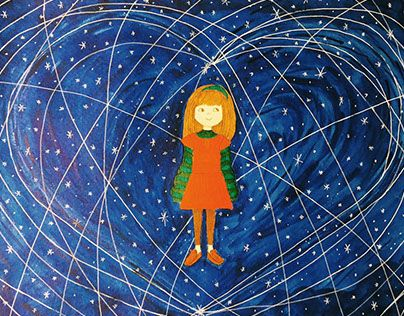 """Check out new work on my @Behance portfolio: """"Dora and the stars"""" http://be.net/gallery/43906485/Dora-and-the-stars"""