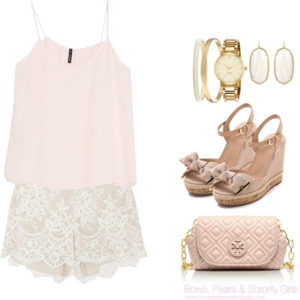 Summer Lovin   Bows, Pearls & Sorority Girls