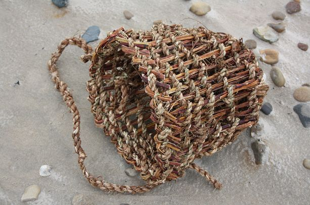 Contemporary Basketry: Gathered Material/Natural