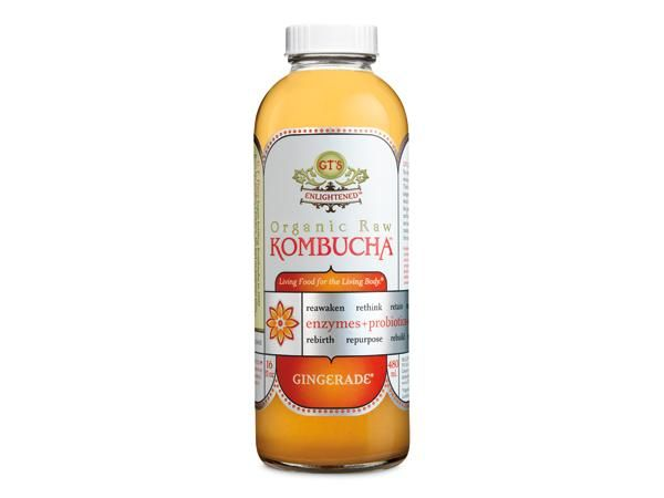 100 Cleanest Packaged Food Awards 2013: Beverages - Kombucha. My favorite is the berry its a nice treat.