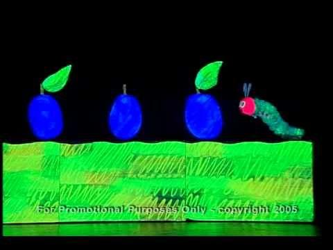VIDEO: La petite chenille qui fait des trous, Eric Carle
