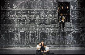 Alceste (Gluck) - Opera de Paris. Sets: Pierre-André Weitz