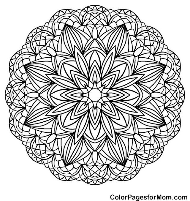 183 best COLORING PAGES images on Pinterest Coloring books - fresh day of the dead mandala coloring pages