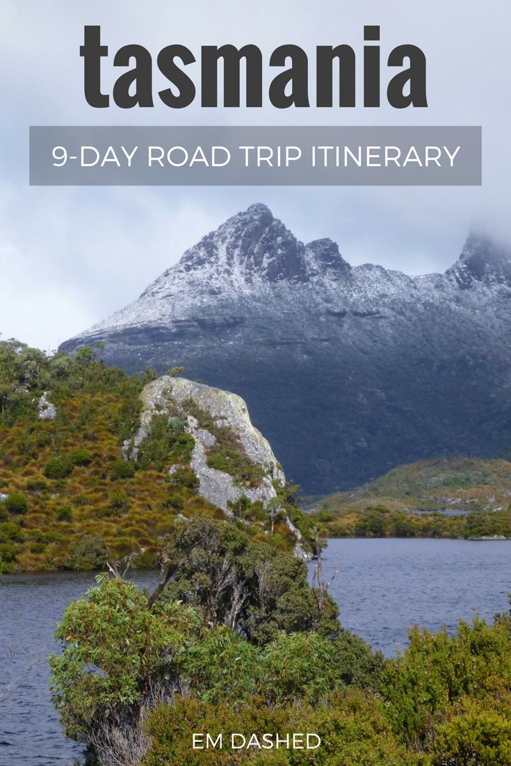 A potential itinerary for a visit to Tasmania, Australia's smallest and wildest state. This nine-day road trip features the Tasman Peninsula, Bay of Fires, Cradle Mountain, Liffey Falls, Freycinet National Park, and more. Tassie is often ignored in favor of Australia's mainland; but if you're into camping, hiking, and wilderness, this island should definitely be on your list.