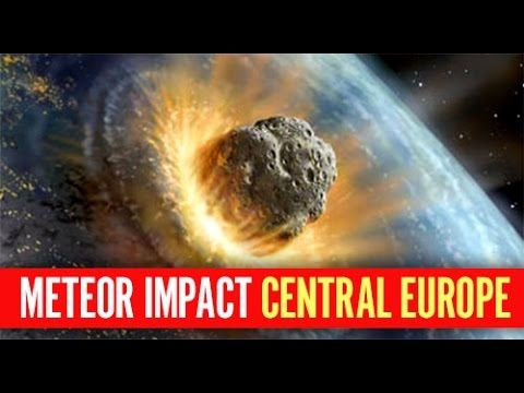Meteor Impact Central Europe: Literal, Symbolic or both?