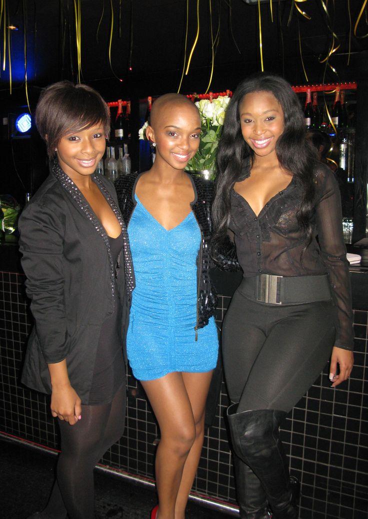 Boitumelo Thulo, Nandi Ngoma & Minnie Dlamini