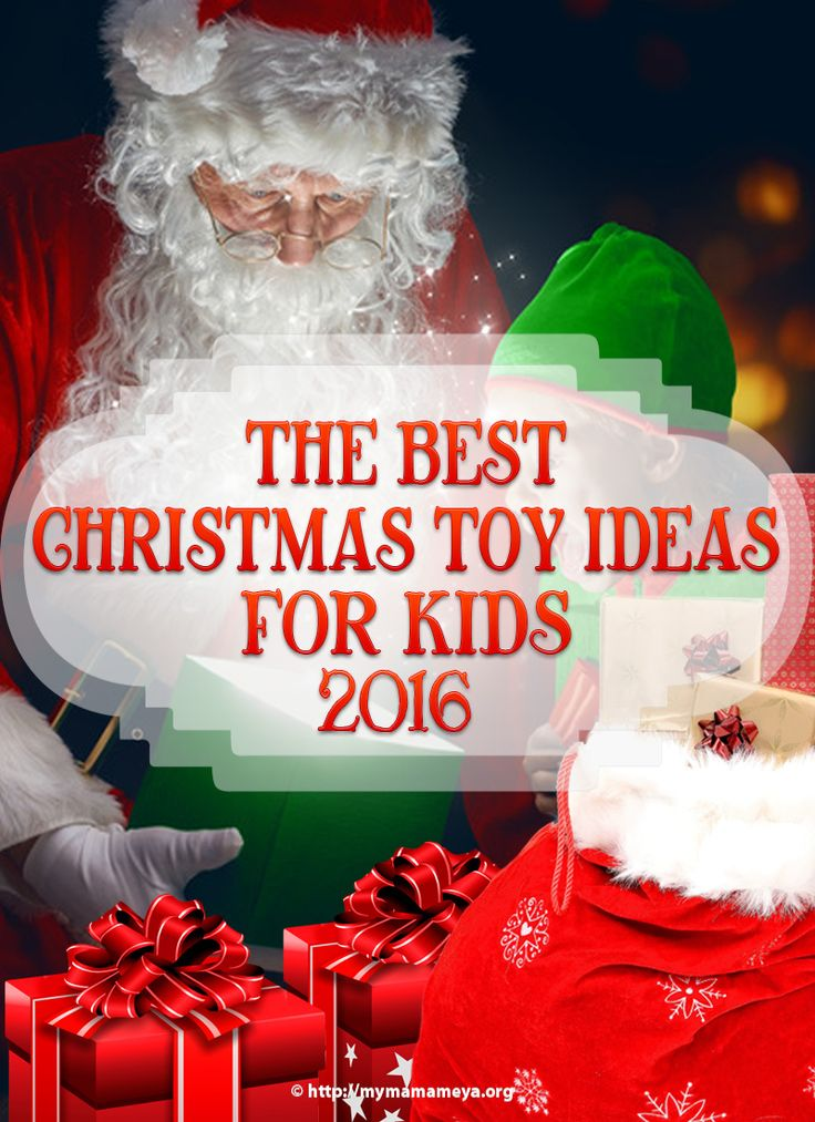 There are lots of #ChristmasToyIdeas for Kids HERE? You'll find plenty of brilliant toys for all the #kids on your #Christmas List from babies all the way to teens! http://mymamameya.org/christmas-toy-ideas-for-kids/