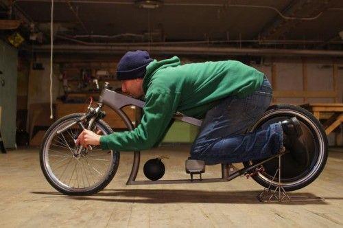 Gravity Bike Build