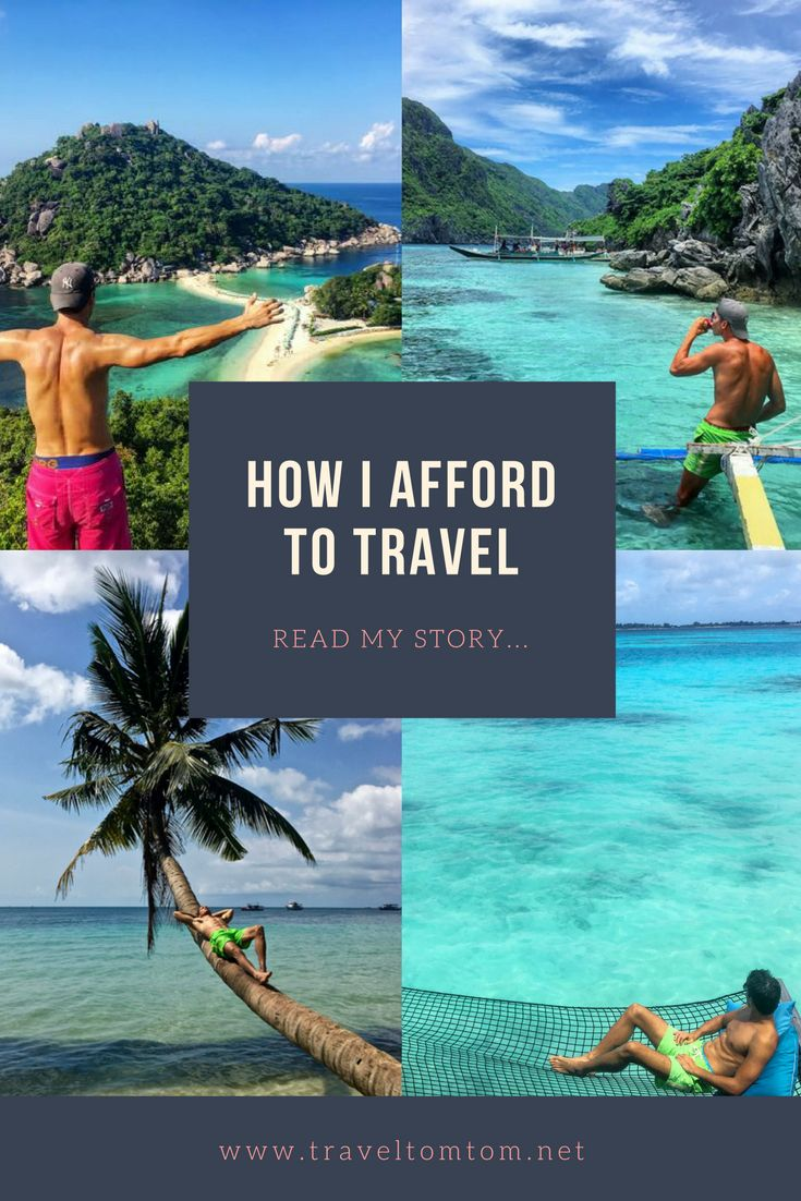 Read my story how I am able to travel the world for 4,5 years now. Yes you do need some money, so start saving money NOW! But once you start traveling you mostly need common sense. Read how I am able to keep on traveling! I am sure you can do it like this as well, all you need is to sacrifice a couple things, be dedicated and disciplined. Read how I did it...