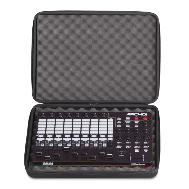 The UDG Controller Hardcases are available in 4 sizes, skillfully designed to fit many different models of equipment safely during transport. Fits: Pioneer DDJ-WeGO3, Reloop Beatmix 2 MK2, Beatpad 2, NI Traktor S2 MK2, Akai APC40 MK2