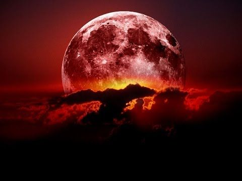 The first of the four blood moons - a tetrad ---  you can read my article by pasting this link. http://www.examiner.com/article/the-first-of-the-four-blood-moons-a-tetrad
