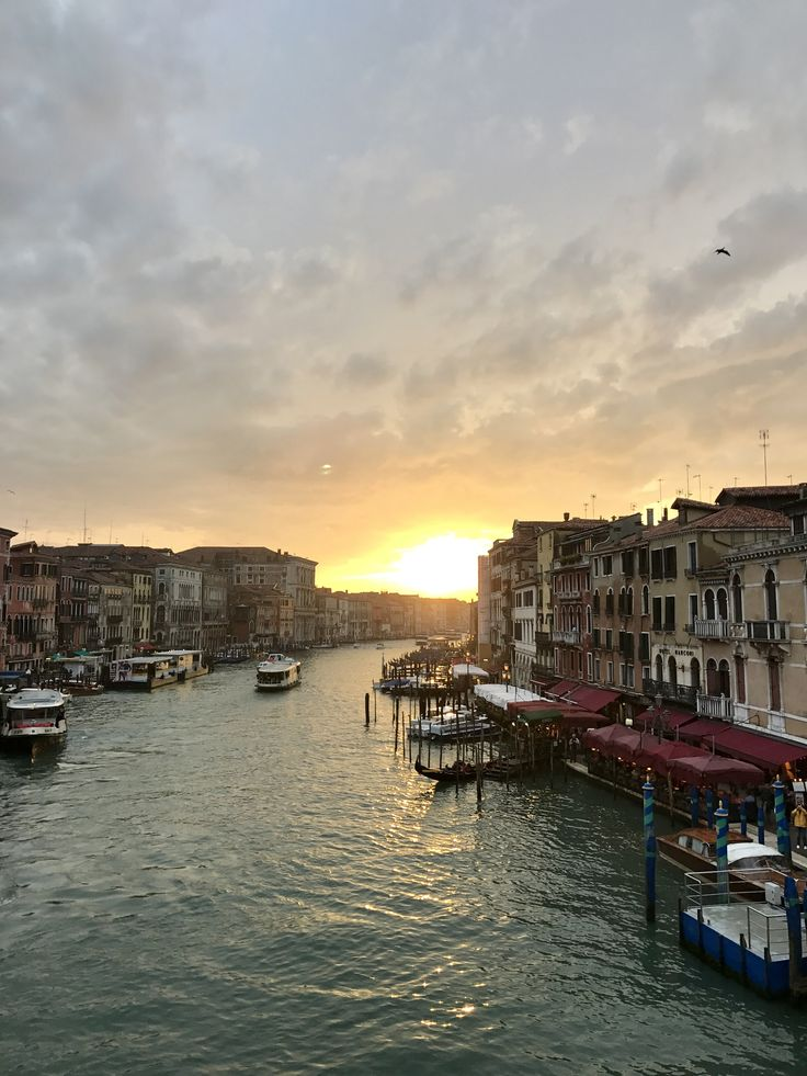 My study abroad trip to Venezia, Italia!