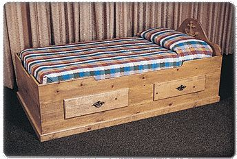 Captain Trundle Bed Plans Woodworking Projects Plans
