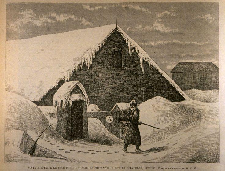 Tire canon citadelle Quebec | La Citadelle de Québec et le Musée Royal 22e Régiment on Pinterest ...