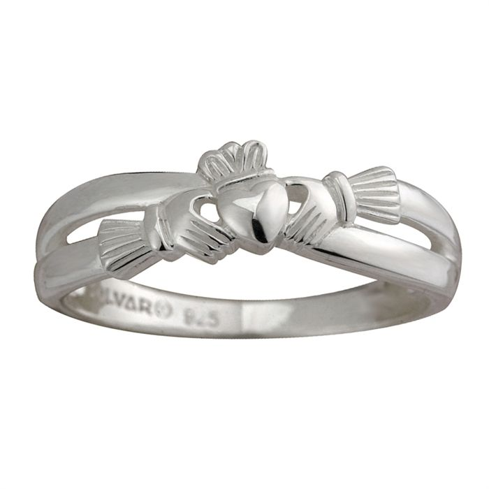Populaire 69 best Claddagh Rings images on Pinterest | Claddagh rings  PR66