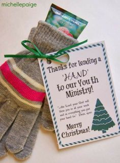 michelle paige: Youth Ministry Gift for Christmas