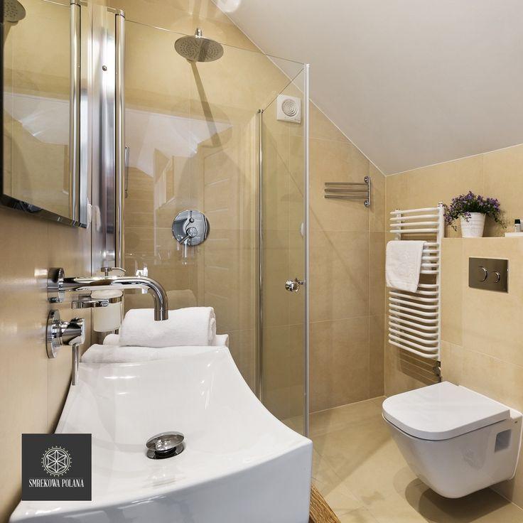 Apartament Rysy - zapraszamy! #poland #polska #malopolska #zakopane #resort #apartamenty #apartamentos #noclegi #łazienka