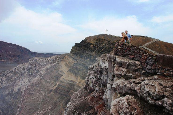 Der gigantische Vulkan Masaya in Nicaragua bietet atemberaubende Ausblicke.