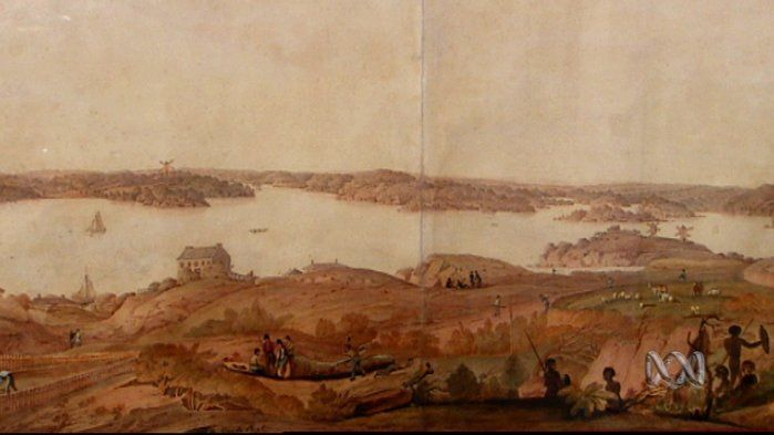 Eora: mapping Aboriginal Sydney, 1770-1850 - History (9)