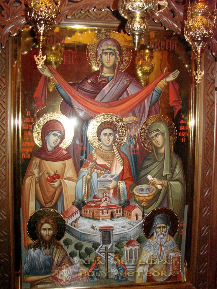 Κύριε Ιησού Χριστέ, Υιέ του Θεού, ο ευλογημένος καρπός της Παναγίας Μητέρας Σου, Εσύ που καταδέχθηκες να γίνεις άνθρωπος για τη σωτηρία τη δική μας και μεγάλωσες και ανατράφηκες μέσα σε οικογένεια ευλογημένη και αγία, Σε παρακαλούμε να ακούσεις τη δέησή μας και να ευλογήσεις και τη δική μας οικογένε