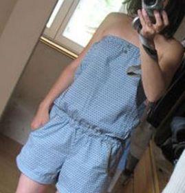 Tutos et patrons gratuits de combishorts pour femme et enfant - Couture - Pure Loisirs