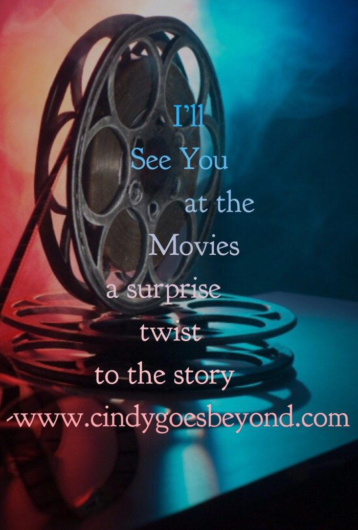 I'll See You at the Movies – Cindy Goes Beyond