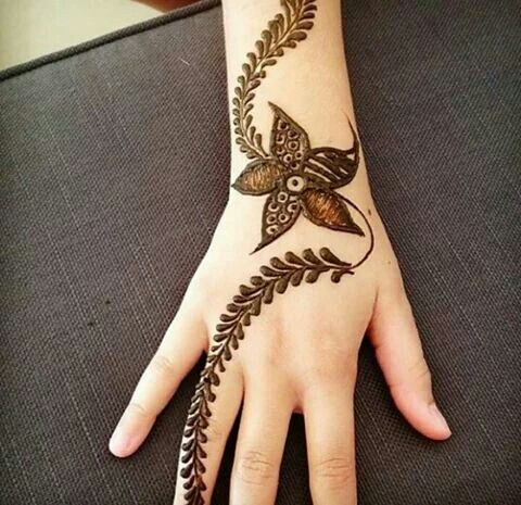 #mehendi #henna                                                                                                                                                     More