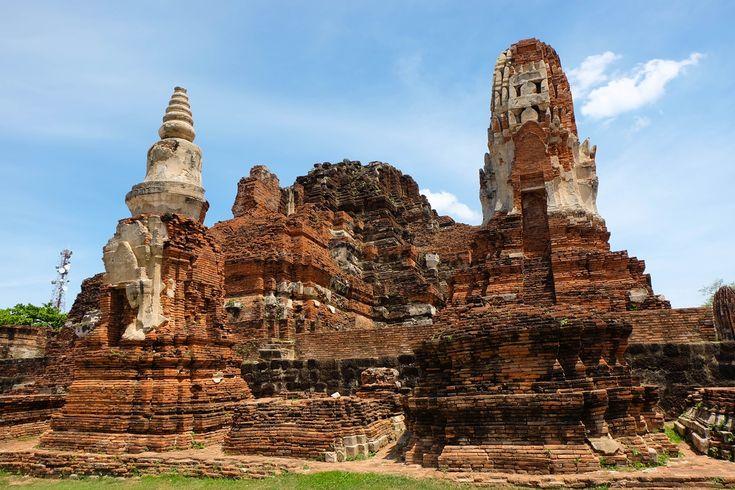 กะทันหัน One day Bike Trip in Ayutthaya - Pantip