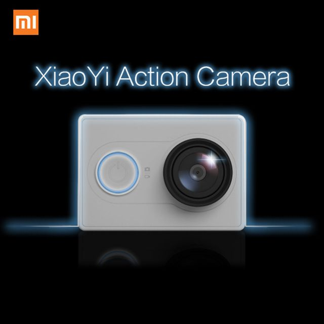 In stock Original Xiaomi yi Action Camera Xiaoyi WiFi Mi Sport Camera 16MP 1920x1080p Free Shipping Russia Brazil Brasil Europe US $70.85 To Buy Or See Another Product Click On This Link  http://goo.gl/EuGwiH