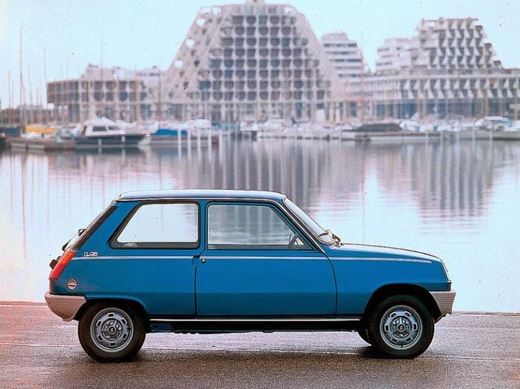 332 best renault images on pinterest vintage cars classic renault 5 ls 1974 sciox Image collections