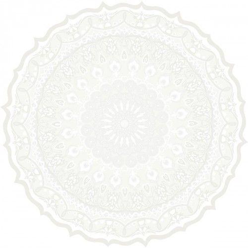 Kaleidoskooppi tapetti valkoinen, Vallila on aina hyvä valinta ;)