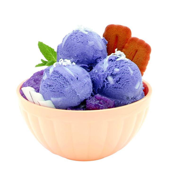 Magnolia Macapuno Ube Ice Cream