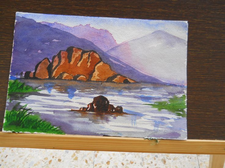 water colour painting 2