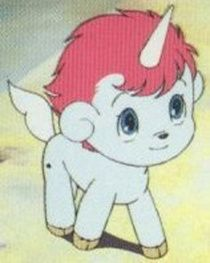 """Sweet little Unico. """"I'm Unico that's all I know!""""..... if I got this for a tattoo I would make that little dot  a star"""