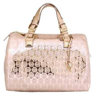 502d679a1c WANTED - Michael Kors rose gold mirror satchel!