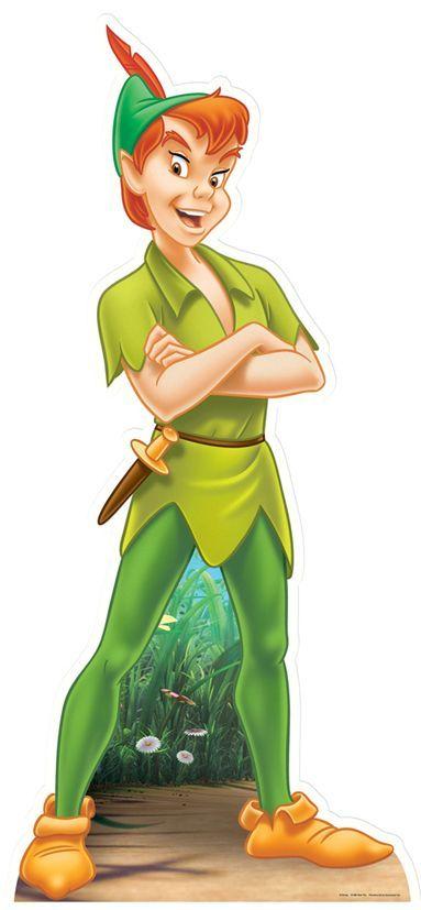 Figurine Peter Pan 161 x 76 cm