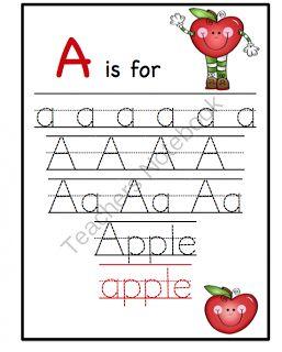 Preschool Printables: