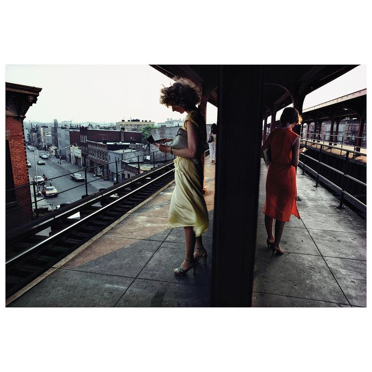 In Paris? Don't miss the Magnum Photos exhibition with @ratp on the Paris Metro. Explore 174 images by 91 photographers, which are on display across 11 stations until June 30.  PHOTO: Subway platform in Brooklyn. New York City, USA. 1980. © @brucedavidsonphoto/#MagnumPhotos  #MagnumPhotos70 #BruceDavidson #Brooklyn #NewYork