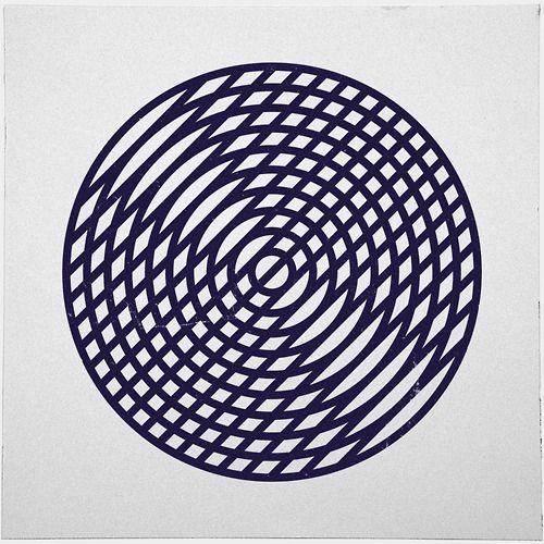 Vinyl – A new minimal geometric composition