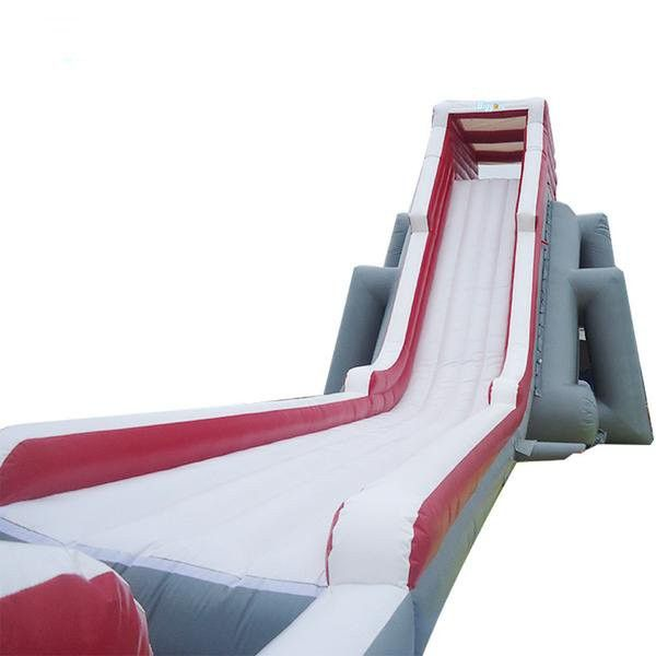 Giant Beach Inflatable Water Slide, 130x30x30ft